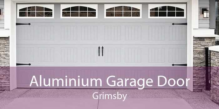 Aluminium Garage Door Grimsby