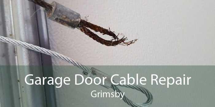 Garage Door Cable Repair Grimsby