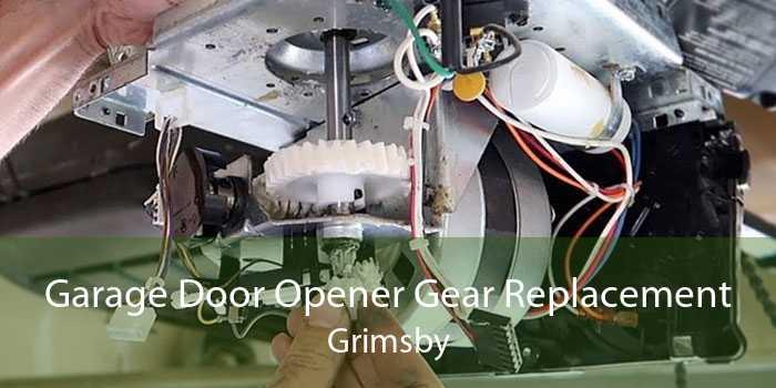 Garage Door Opener Gear Replacement Grimsby