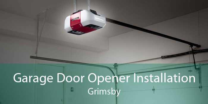 Garage Door Opener Installation Grimsby