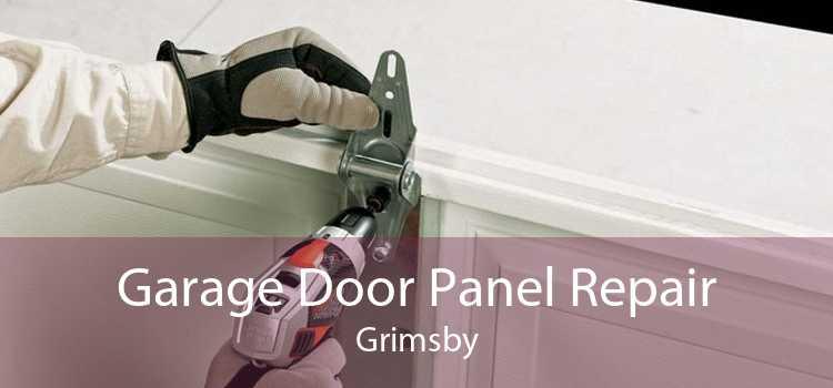 Garage Door Panel Repair Grimsby