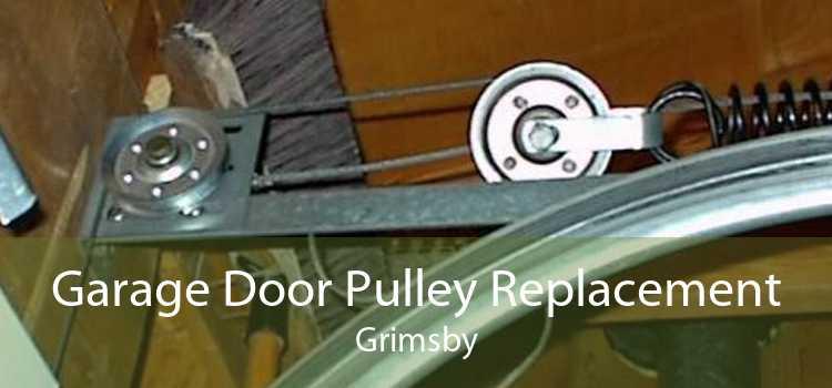 Garage Door Pulley Replacement Grimsby