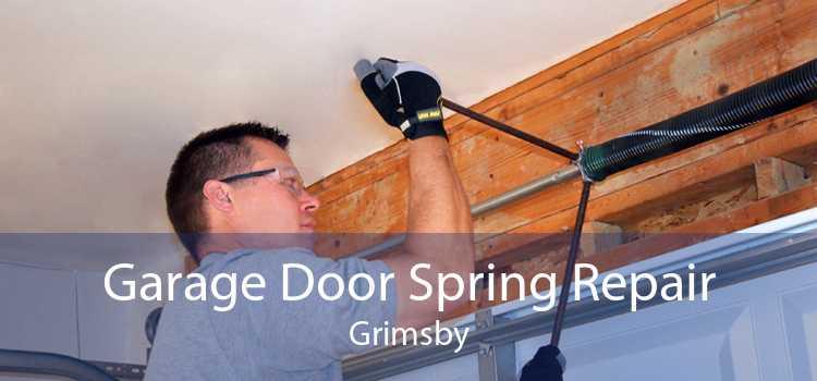 Garage Door Spring Repair Grimsby