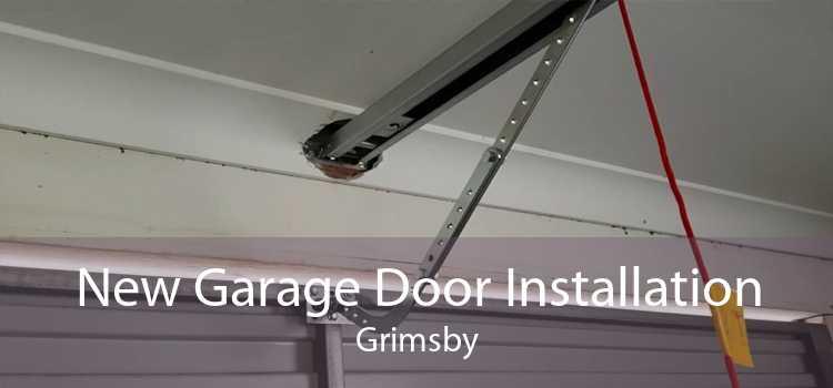 New Garage Door Installation Grimsby