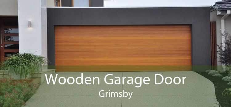 Wooden Garage Door Grimsby